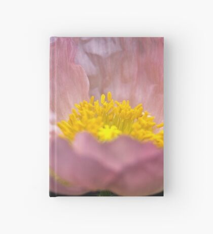 She said her name was Patricia but I call her Poppy Hardcover Journal