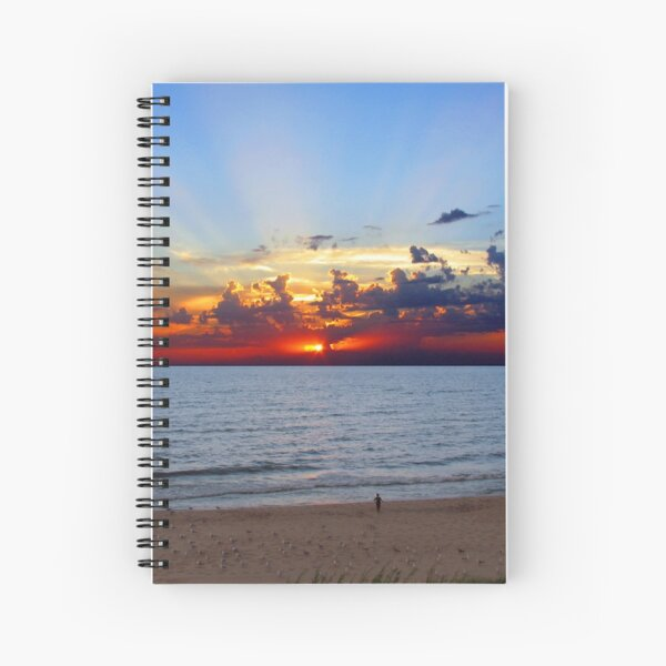Forever Young Spiral Notebook