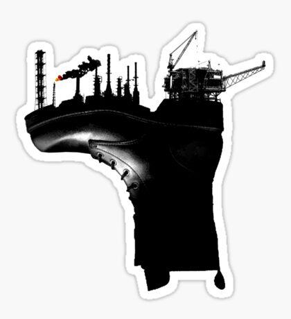 Environmental Footprint Sticker