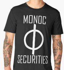 Monoc Securities Men's Premium T-Shirt