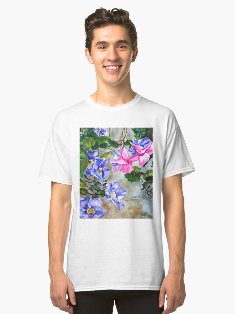 Wallflowers Classic T-Shirt Front