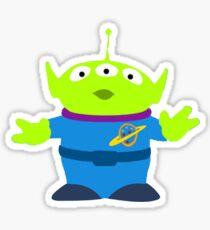 Toy Story Alien Sticker