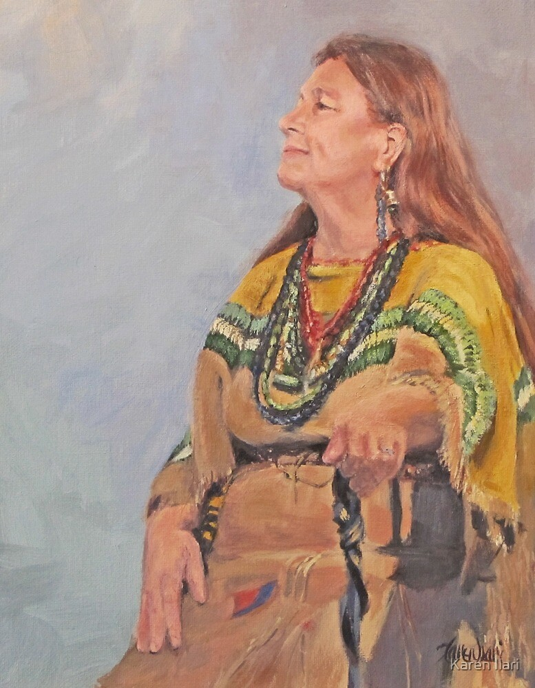 Heritage  by Karen Ilari