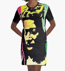 Roots Reggae Graphic T-Shirt Dress
