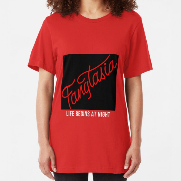 Fangtasia Slim Fit T-Shirt