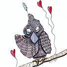 Treetop Love Charmaine by Eliza Fayle