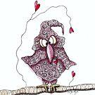 Treetop Love Wilbert by Eliza Fayle