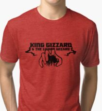 King Gizzard Mind Fuzz Tri-blend T-Shirt