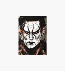 Rob S WWE Sting Painting Art Board