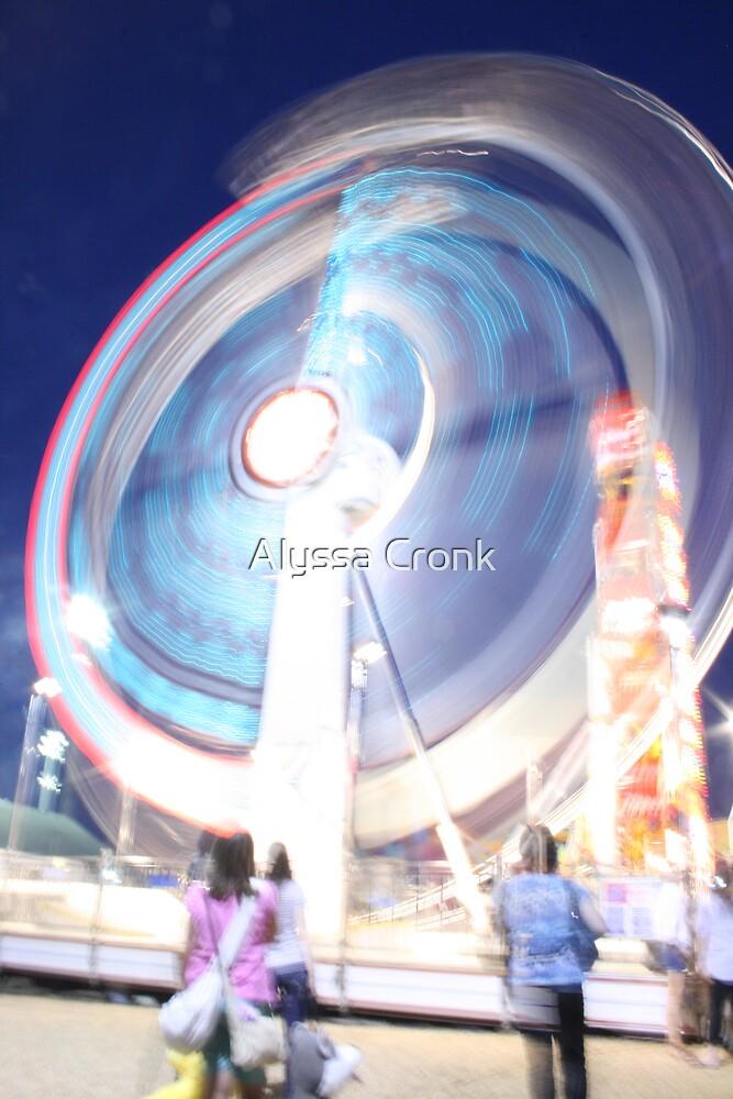 Lights by Alyssa Passlow