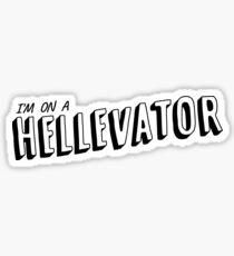 Stray Kids Hellevator Sticker