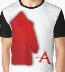 Red Coat Graphic T-Shirt