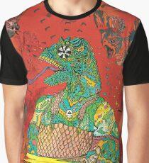 King Gizzard & The Lizard Wizard - 12 Bar Bruise Graphic T-Shirt