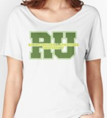 Raxacoricofallapatorius University Women's Relaxed Fit T-Shirt