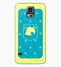 Animal Crossing: Pocket Camp Galaxy Phone Case Case/Skin for Samsung Galaxy