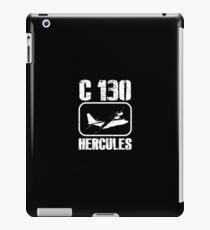 C 130 Hercules - Aircraft, Fighter Aircraft, Military Jet, Jet Plane iPad Case/Skin