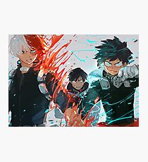 My Hero Academia: Vs. Hero Killer Arc Photographic Print