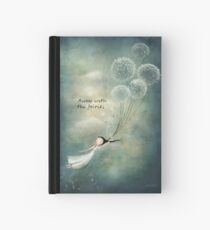 Away with the fairies  Hardcover Journal