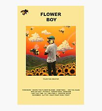 FLOWER BOY Photographic Print