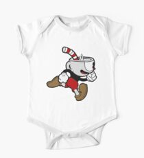 Cuphead® Running Animation Kids Clothes