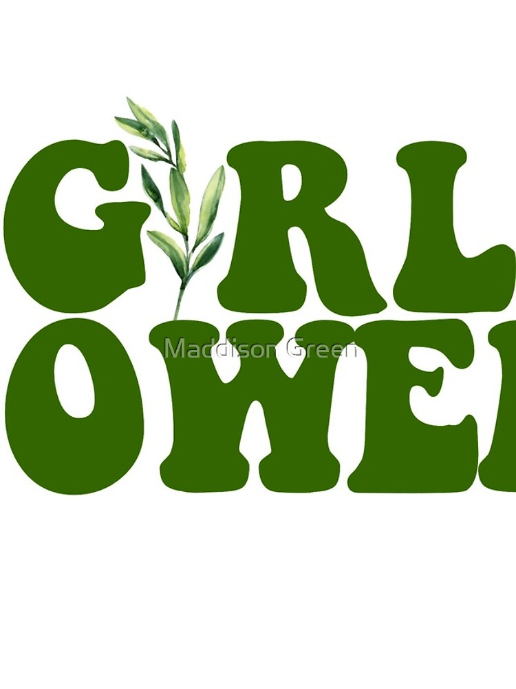 GIRL POWER - Estilo 10 de maddisonegreen