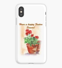 Have A Happy Festive Season! iPhone Case