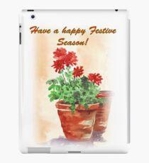 Have A Happy Festive Season! iPad Case/Skin