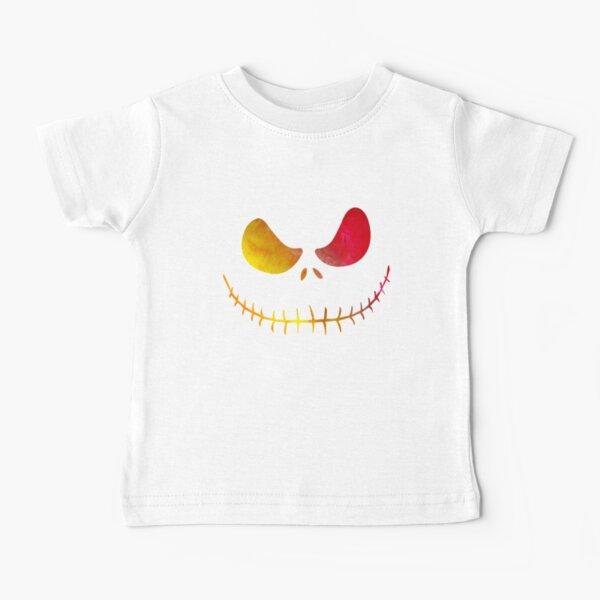 Jack-o Skellington Baby T-Shirt