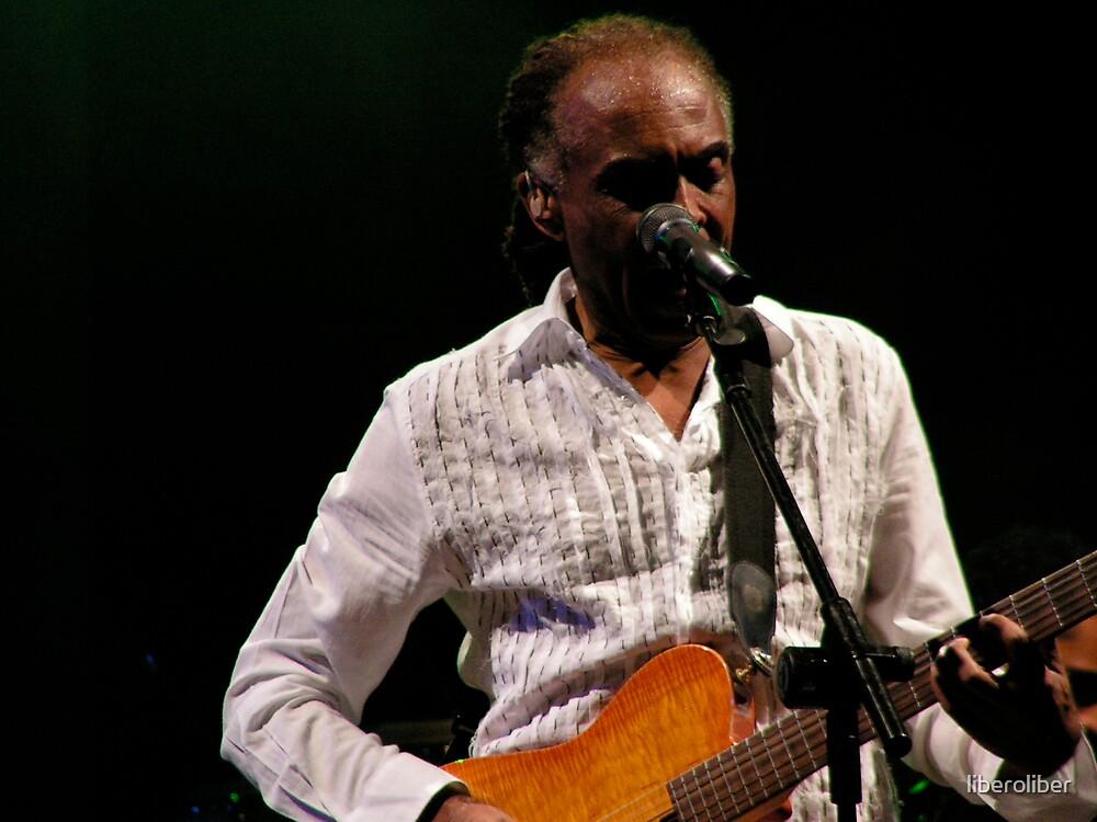 Gilberto Gil by liberoliber