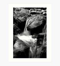 Honister Pass - English Lakes Art Print