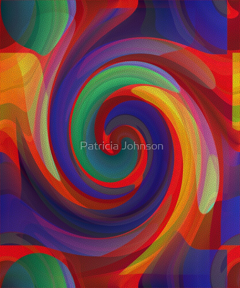Circle of Colors by Patricia Johnson