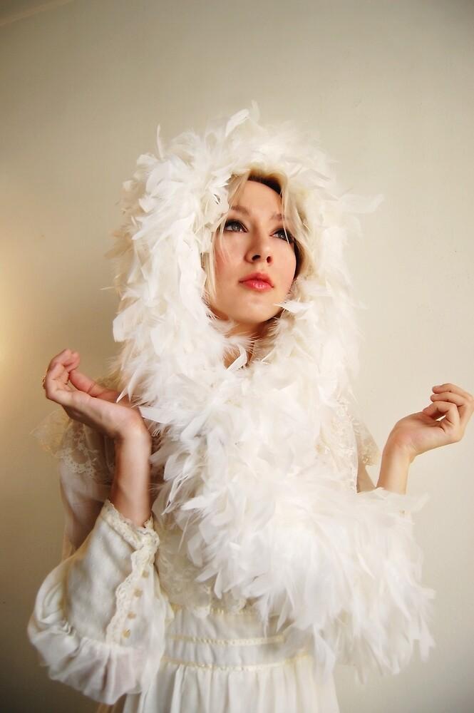 The Swan Maiden by SarahAllegra