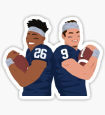 Saquon & Trace Sticker
