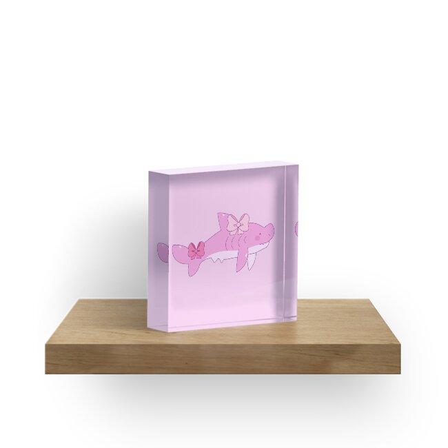 Pink Bow Shark by SaradaBoru