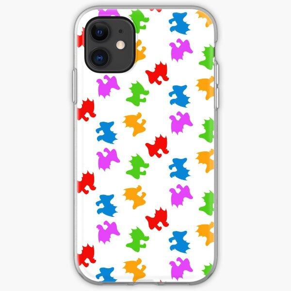 SC4L3M4T3S iPhone Soft Case
