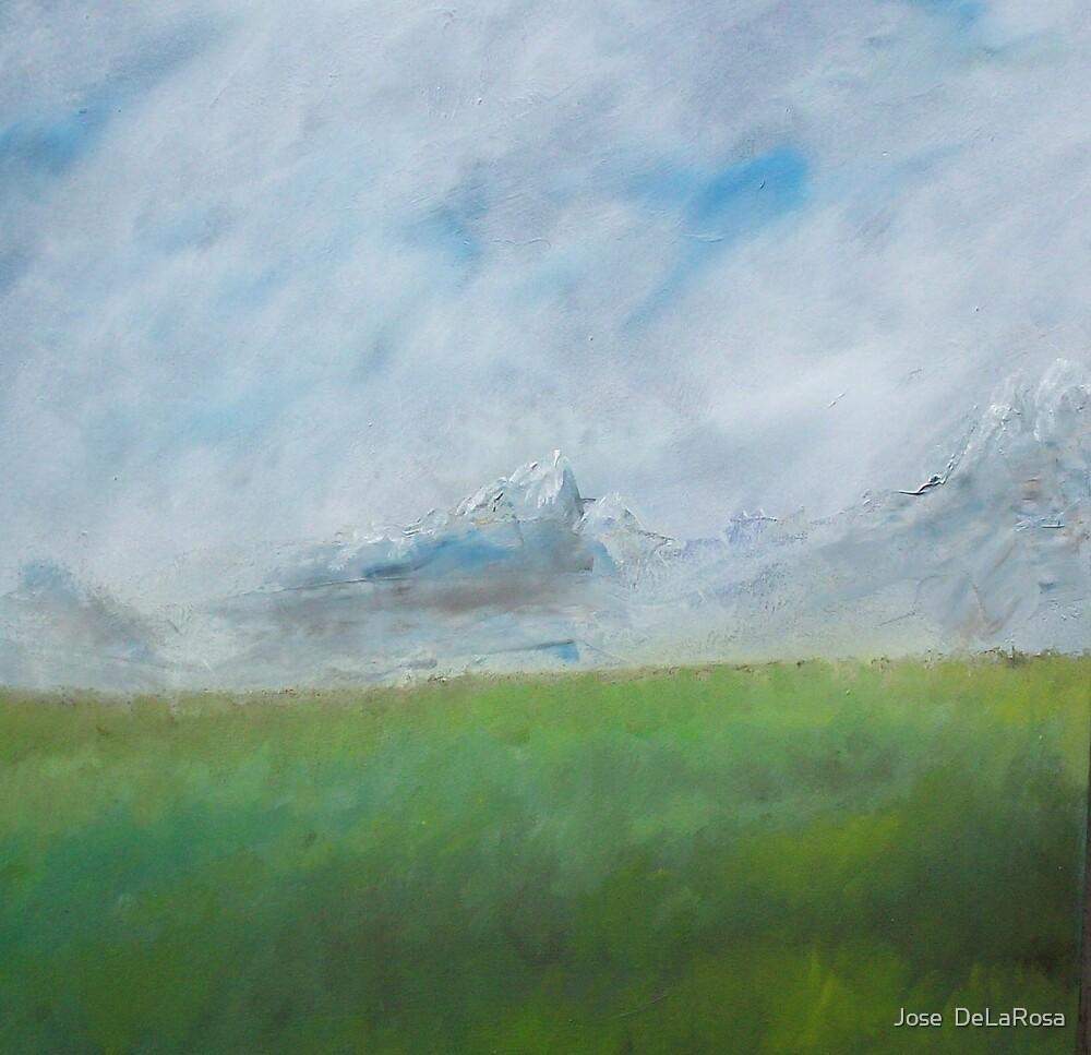 Mountains by Jose  DeLaRosa