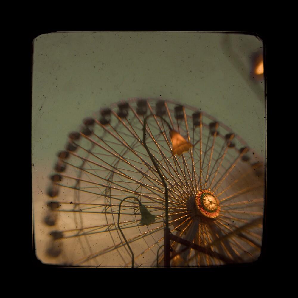 Wheel by Nina Sabatino