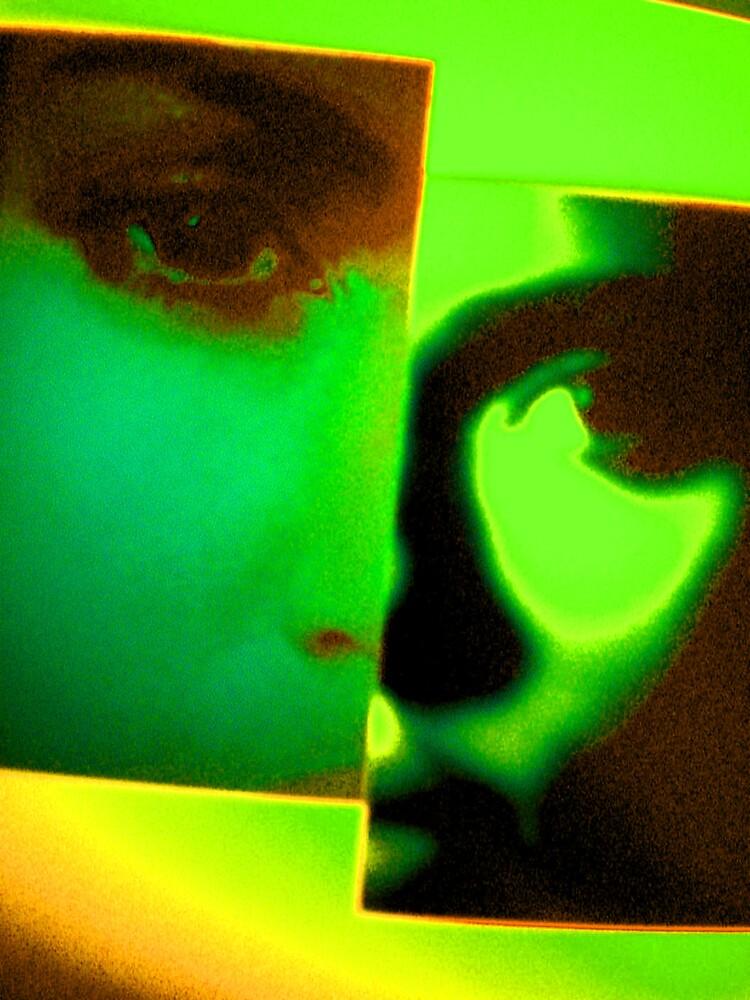 green girl by lloydwakeling