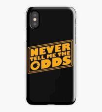 The ODDS iPhone Case/Skin