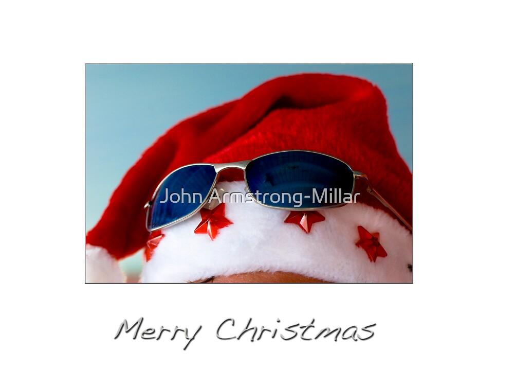 Cool Santa by John Armstrong-Millar