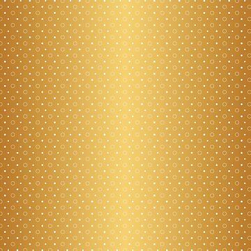 Art Deco, Simple Shapes Pattern 1 [RADIANT GOLD]  by DanielBevis