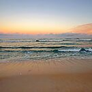 Pastel Sunrise by Harry Oldmeadow