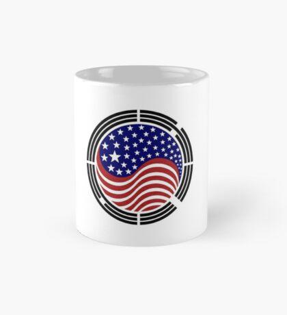 Korean American Multinational Patriot Flag Series Mug