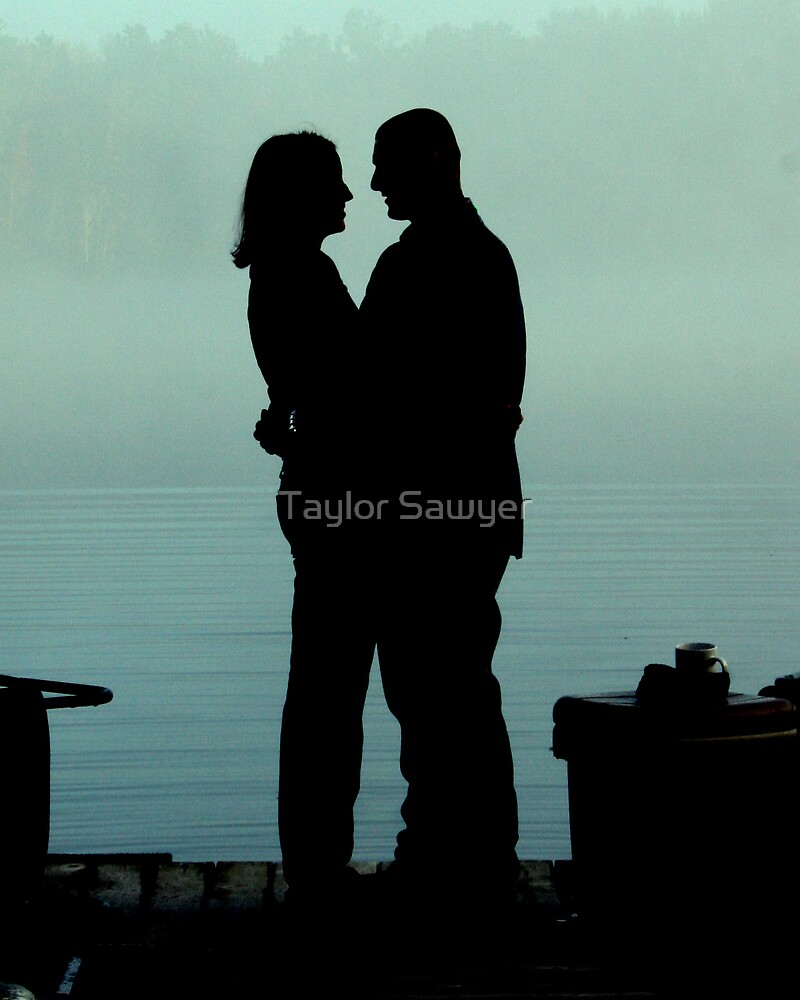 Silhouetted Love by Taylor Sawyer