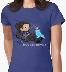 Raven Reyes - HP Women's Fitted T-Shirt