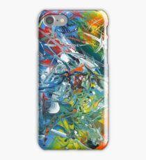 Neko Abstract #10 iPhone Case/Skin