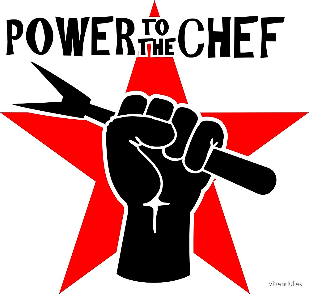 Power to the Chef VRS2 by vivendulies