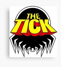 The Tick Canvas Print