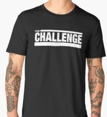 MTV The Challenge  Men's Premium T-Shirt