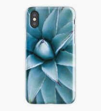 Agave Plant Detail iPhone Case/Skin